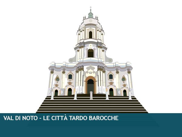 Le città Tardo Barocche del Val di Noto.