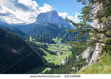 Val Gardena Stock Photos, Royalty.