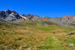 Landscape Val Senales South Tyrol Italy Stock Photos, Images.