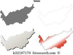 Valais Clipart Vector Graphics. 33 valais EPS clip art vector and.