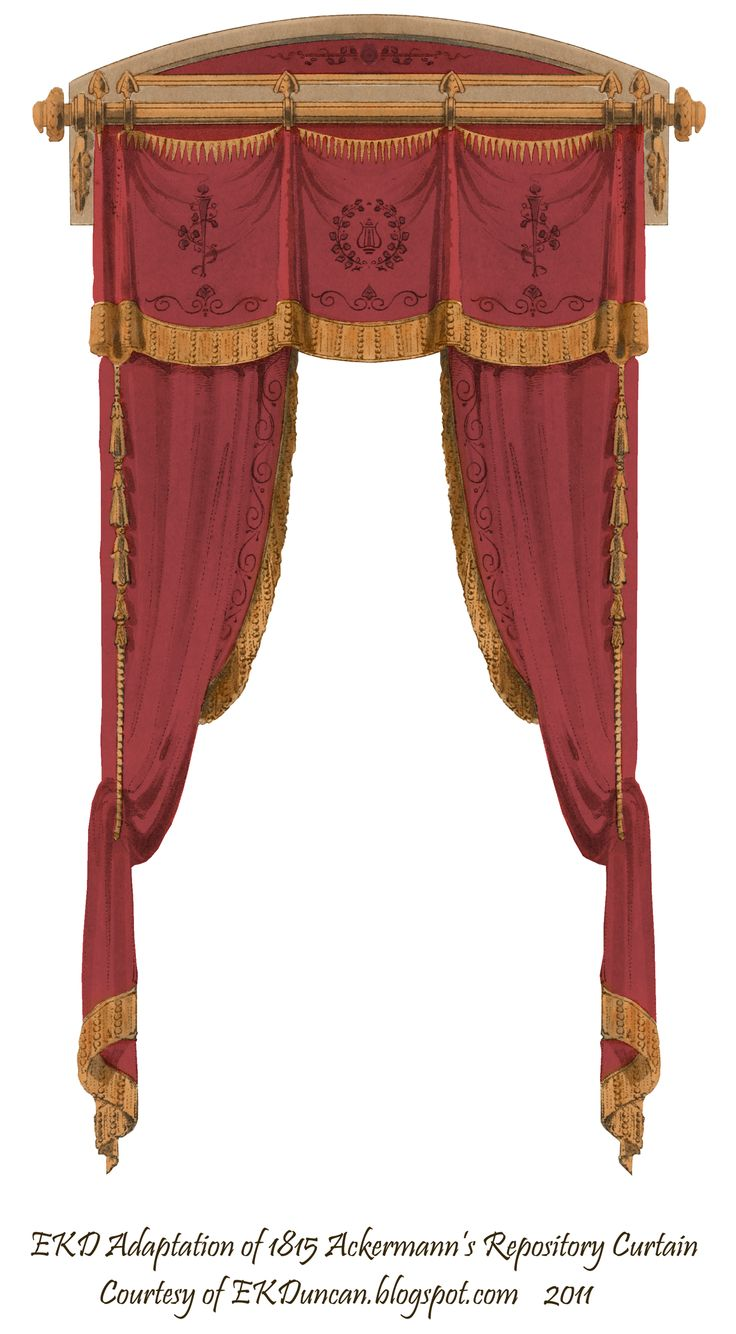 png curtain clipart.