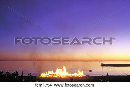 Stock Photo of SWEDEN ÖLAND ISLAND BYXELKROK. VALBORG.