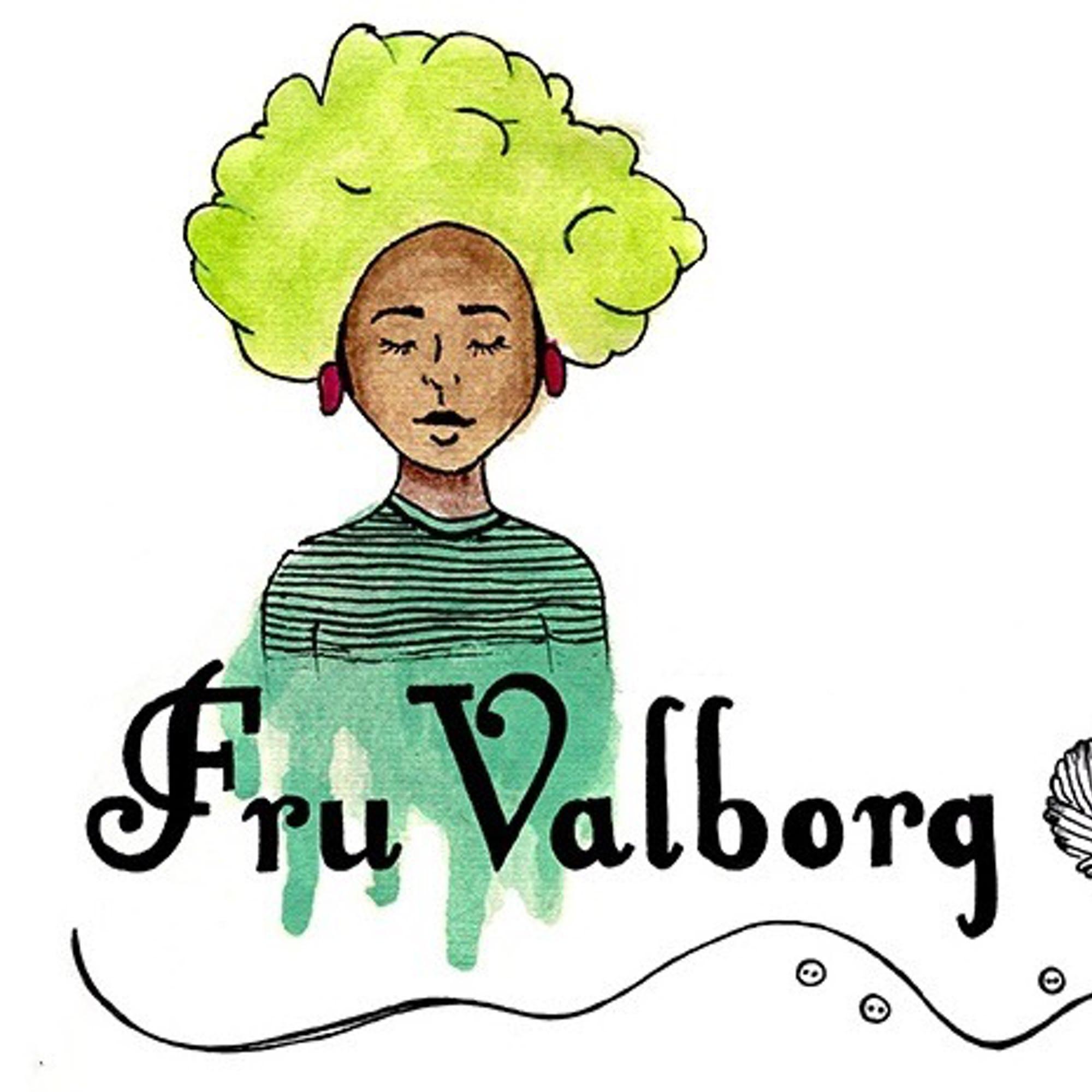 Fru Valborg • Tictail.