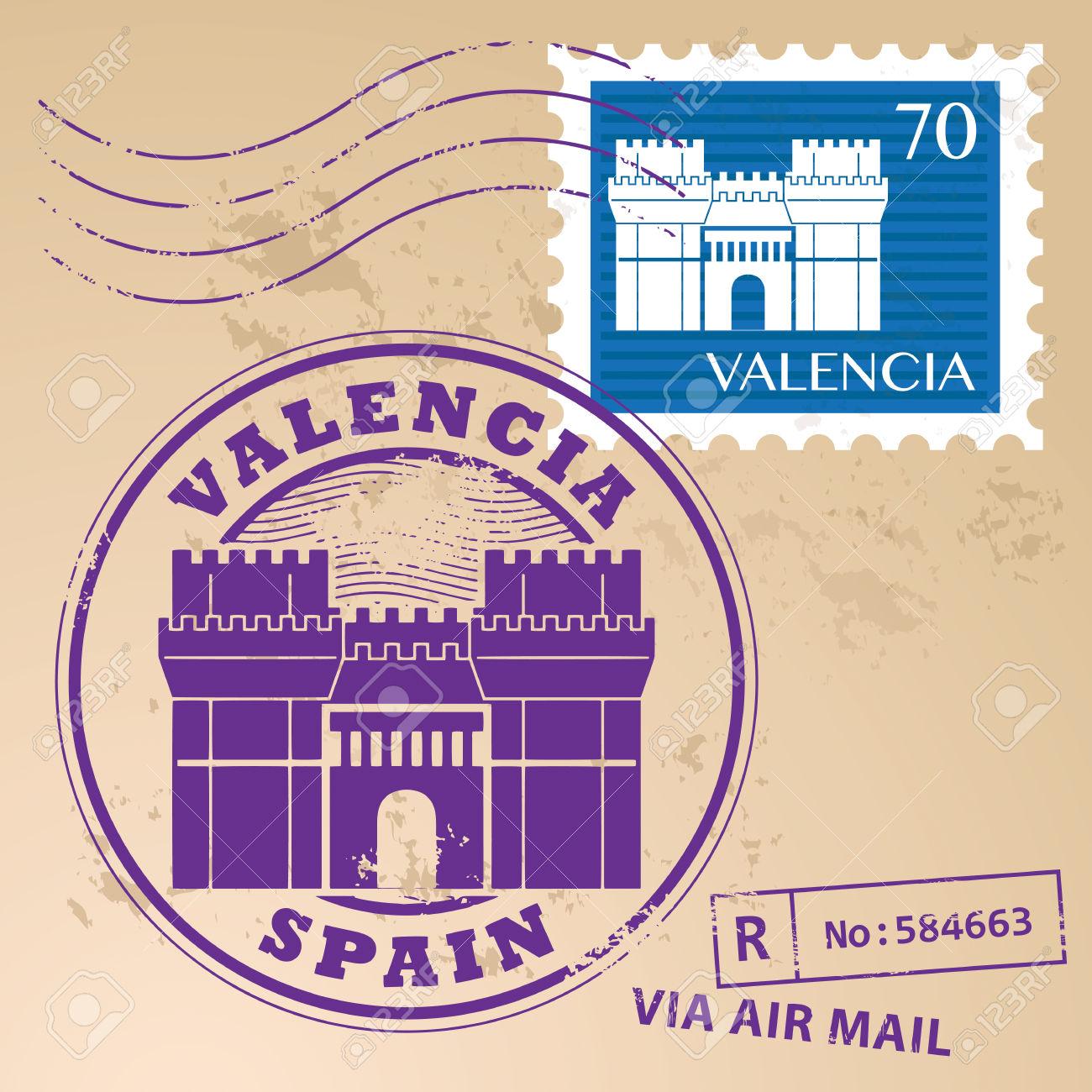 Clipart valencia.