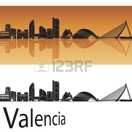 756 Valencia Stock Vector Illustration And Royalty Free Valencia.