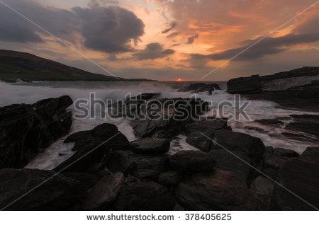 Valentia Island Ireland Stock Photos, Royalty.