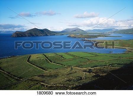 Stock Photography of Valentia Island, Co Kerry, Ireland 1809680.