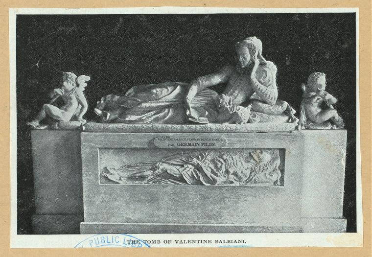 Valentine Balbiani..