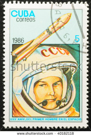 Astronaut Vintage Stock Photos, Royalty.
