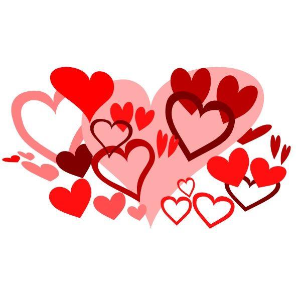 Valentine\'s Banquet Cliparts.