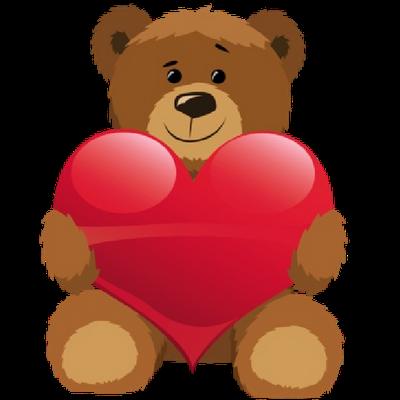 Pin on teddy bear tags and printables.
