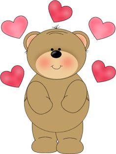 Free Valentine Bear Cliparts, Download Free Clip Art, Free.