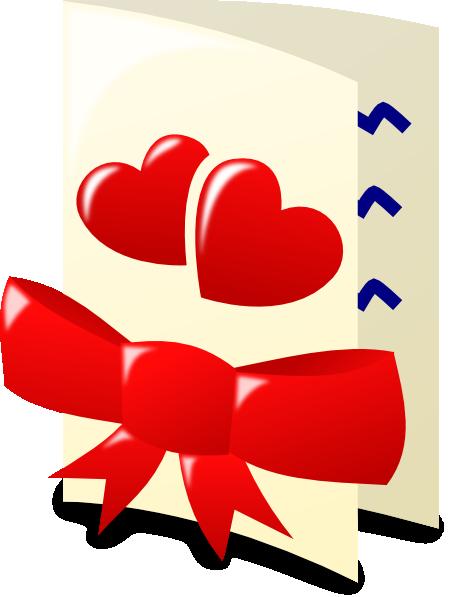 Valentine Card Clip Art at Clker.com.