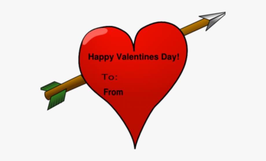 Card Clipart Valentines Card.