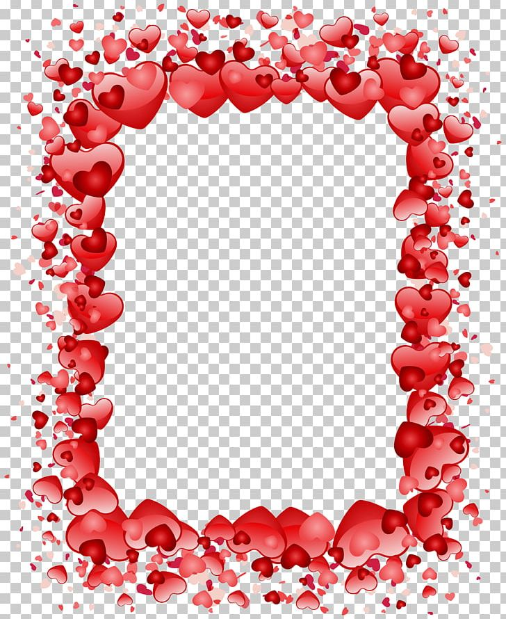 Valentine\'s Day Heart PNG, Clipart, Border, Circle, Clip.