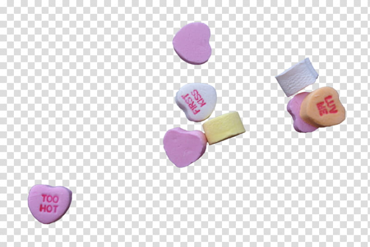 Candy Hearts s, assorted.