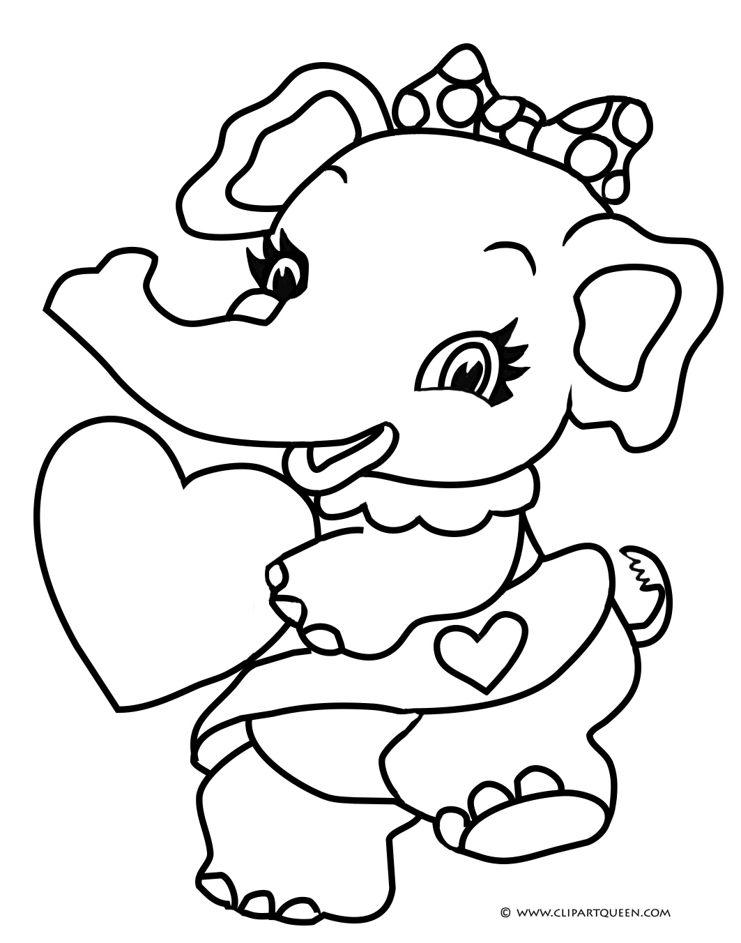 13 Valentine\'s Day coloring pages.