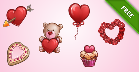 Free Valentine Clipart For Facebook.