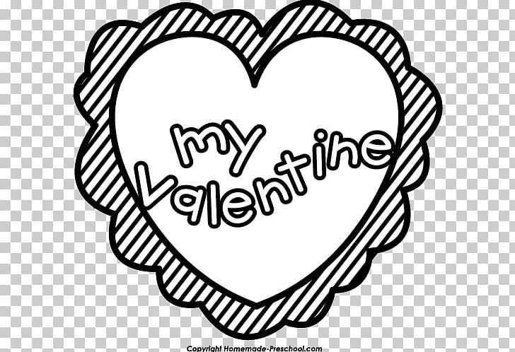 Valentine\'s Day Black And White Heart PNG, Clipart, Free PNG.