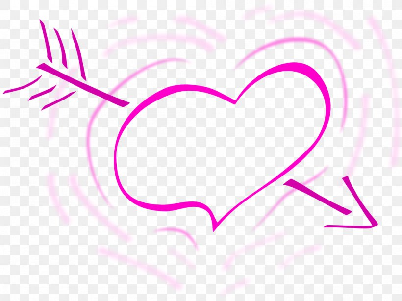 Heart Black And White Valentine\'s Day Clip Art, PNG.