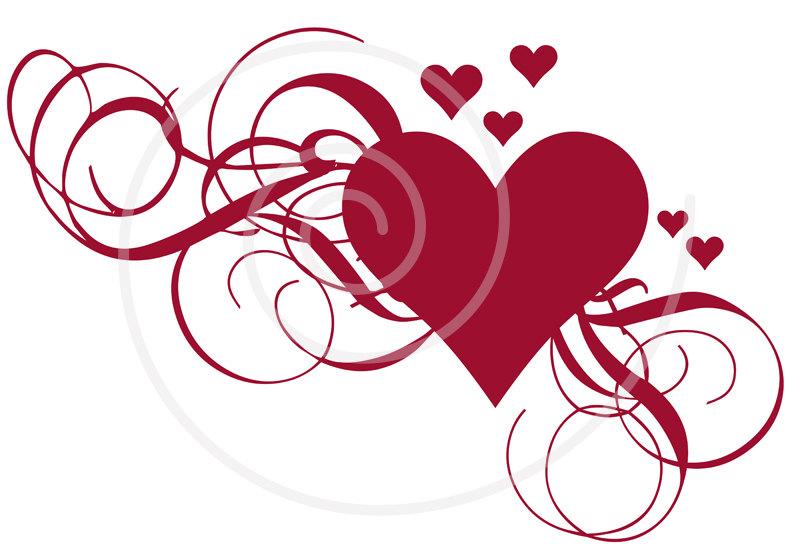 Valentine Clip Art Free Printable & Valentine Clip Art Printable.