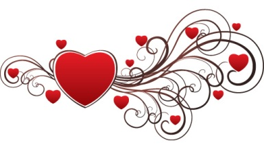 Valentine Hearts Clipart Hes.