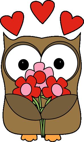 Valentine\'s Day Owl ….