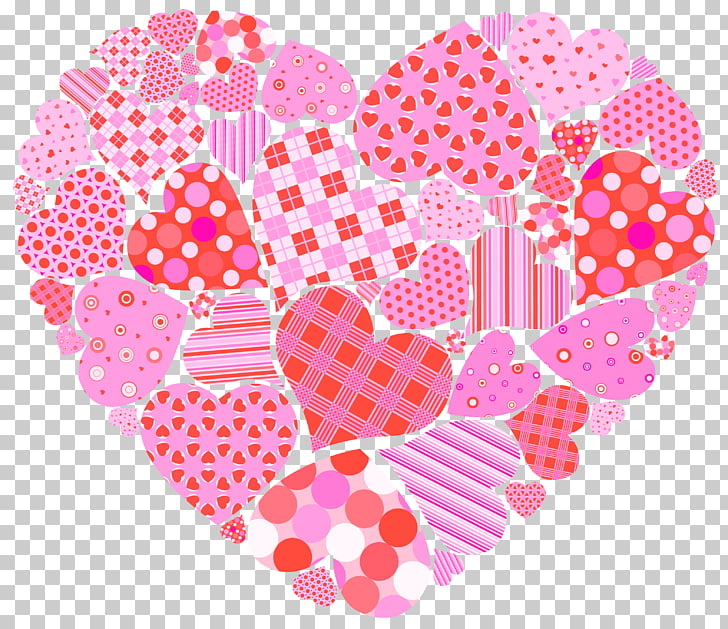 Valentine\'s Day Heart , Valentines Day Heart of Hearts.