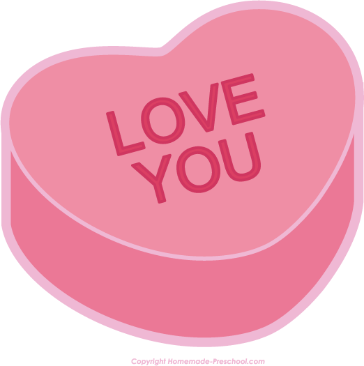 Free valentine clipart at homemade.