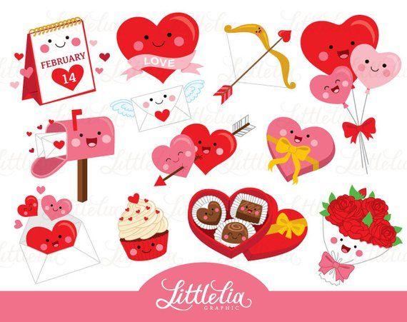 Valentine kawaii.