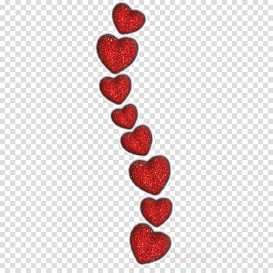 Valentine hearts red heart Valentines clipart.