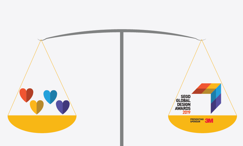 Shall I compare thee (Global Design Awards) to a Valentine\'s.