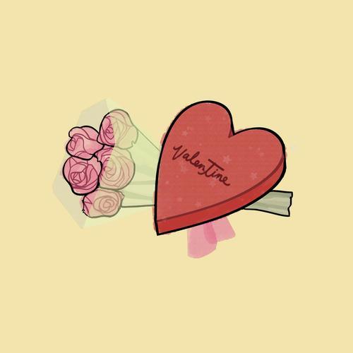 Valentine (prod. Flavors) Lyrics.