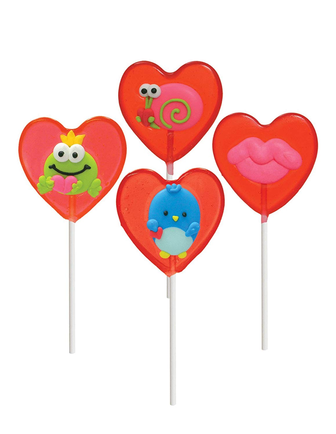 Amazon.com : Valentine\'s Day Lollipals.