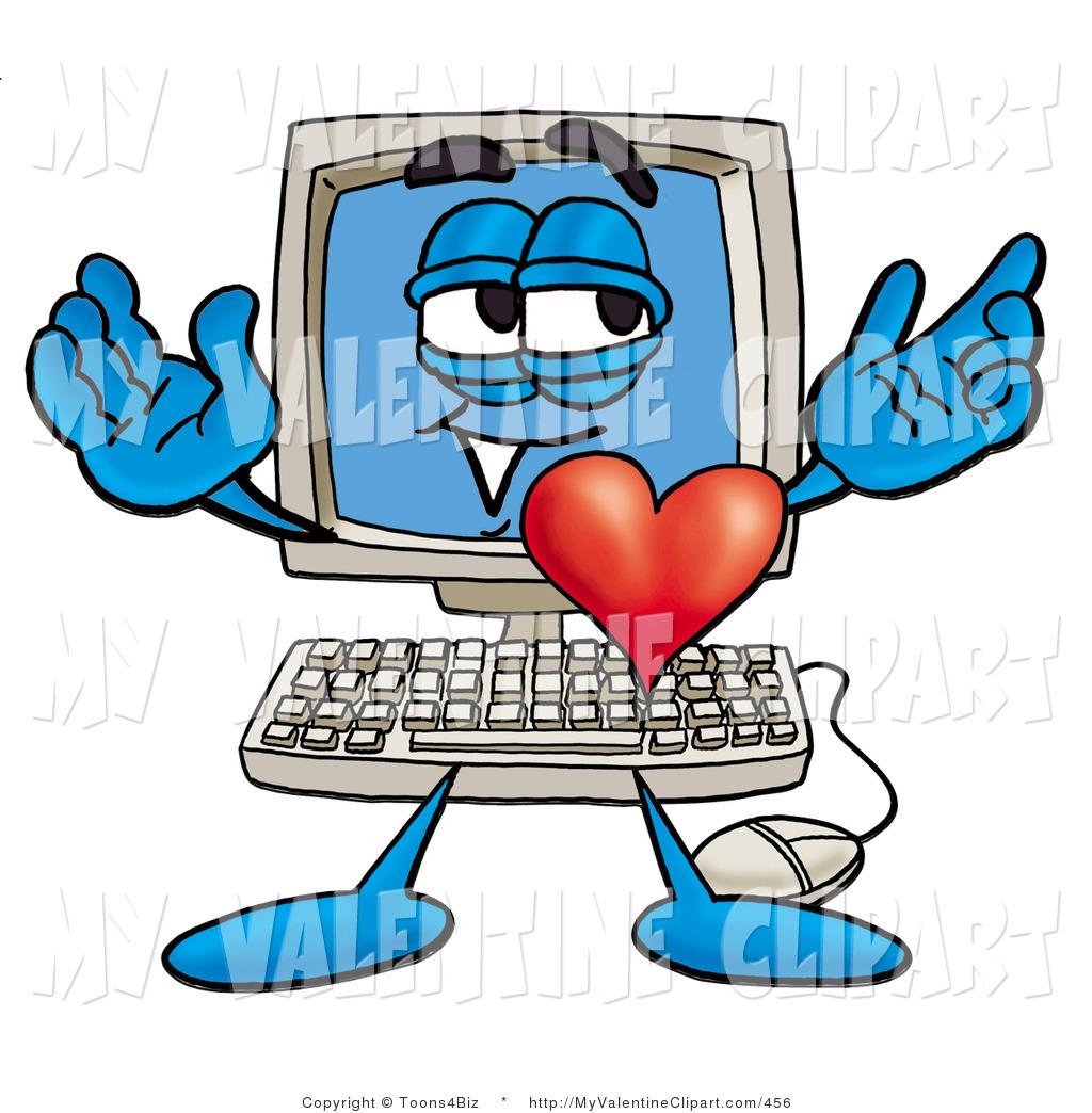 Free valentine clipart for desktop.