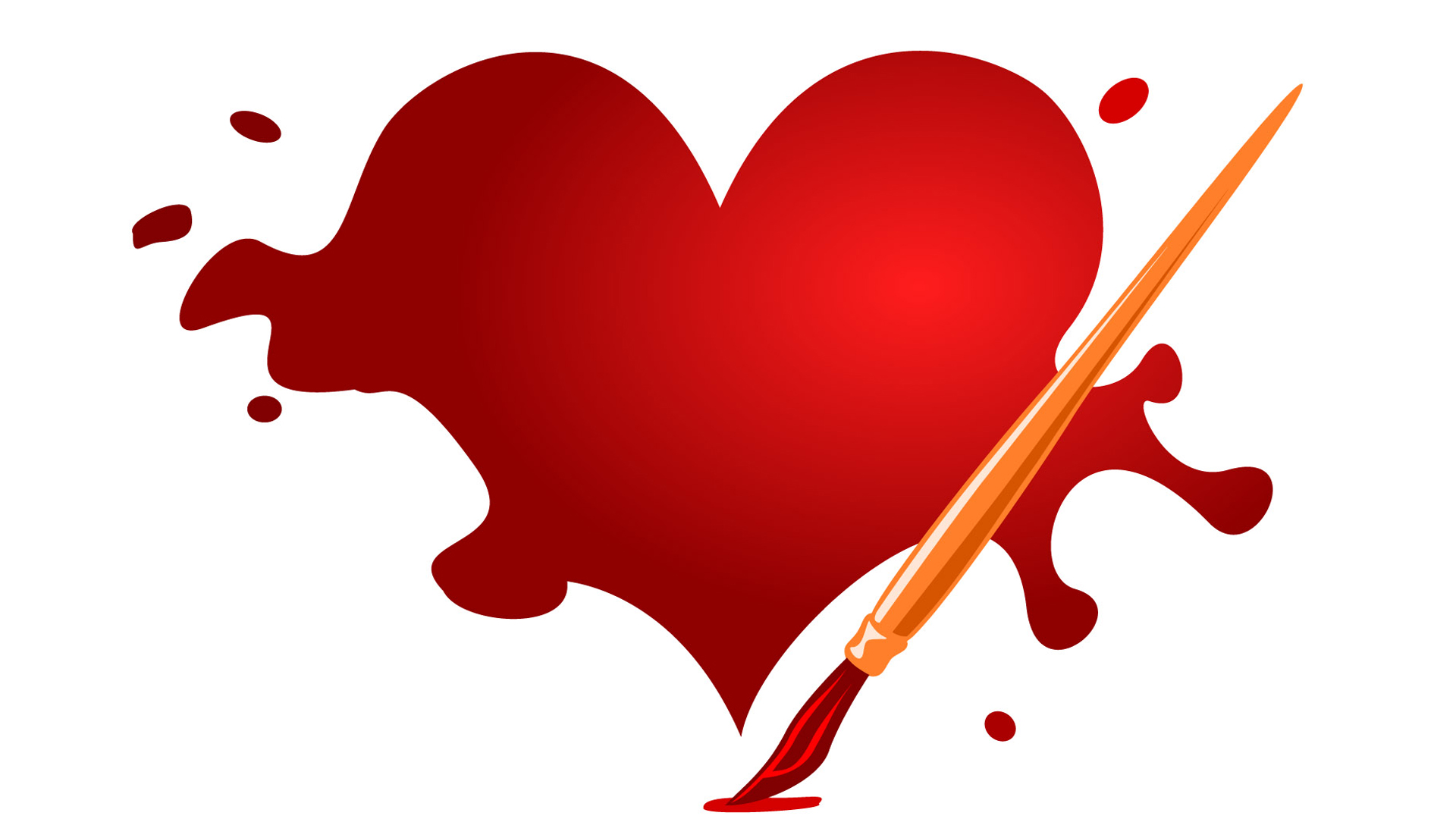 Valentine Photo Background.