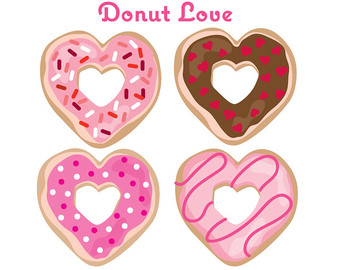 Valentine cookies clipart 2 » Clipart Station.