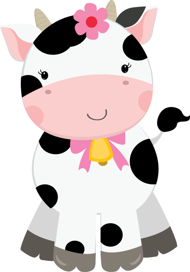 Valentine clipart cow, Valentine cow Transparent FREE for.