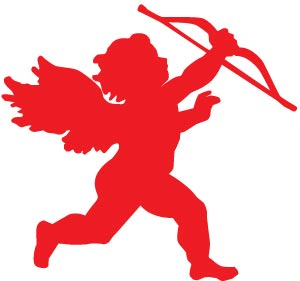 Valentines cupid clipart 1 » Clipart Station.
