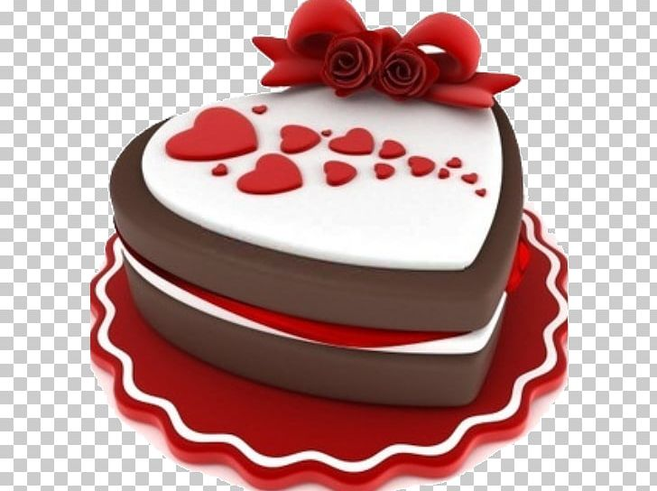 Chocolate Cake Bakery Cupcake Valentine\'s Day PNG, Clipart.