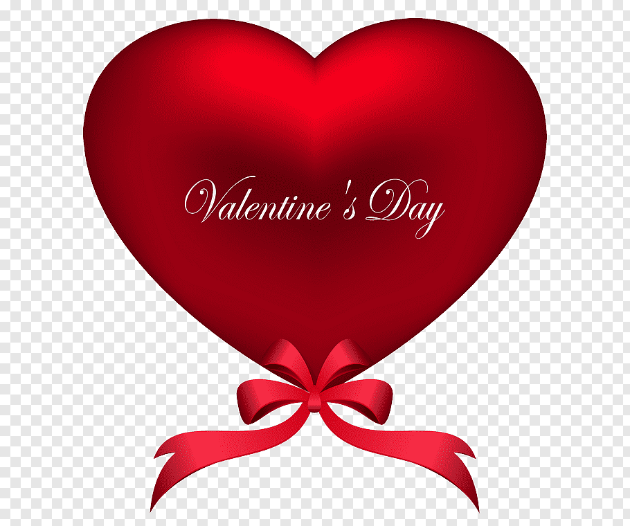 Valentine\'s Day logo, Valentine\'s Day Heart Symbol.