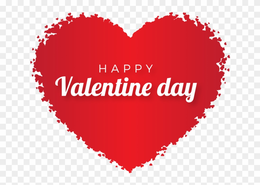 Happy Valentine\'s Day Png Clipart (#2622888).