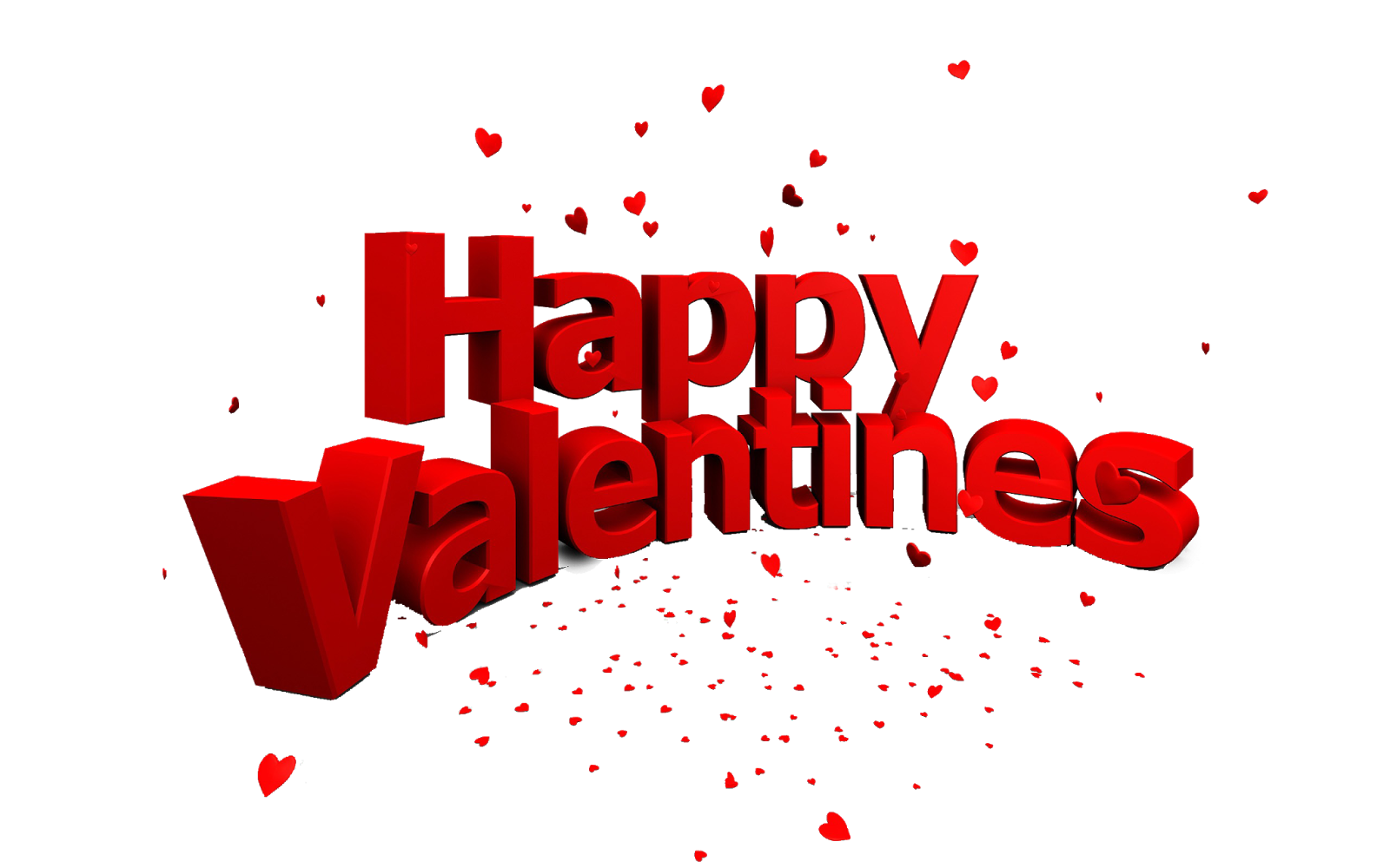 Happy Valentine Day Editing PNG Download.