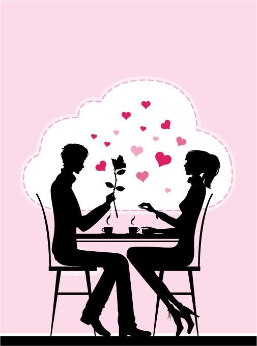 Valentine\'s Day Dining 2011 in Sonoma County.