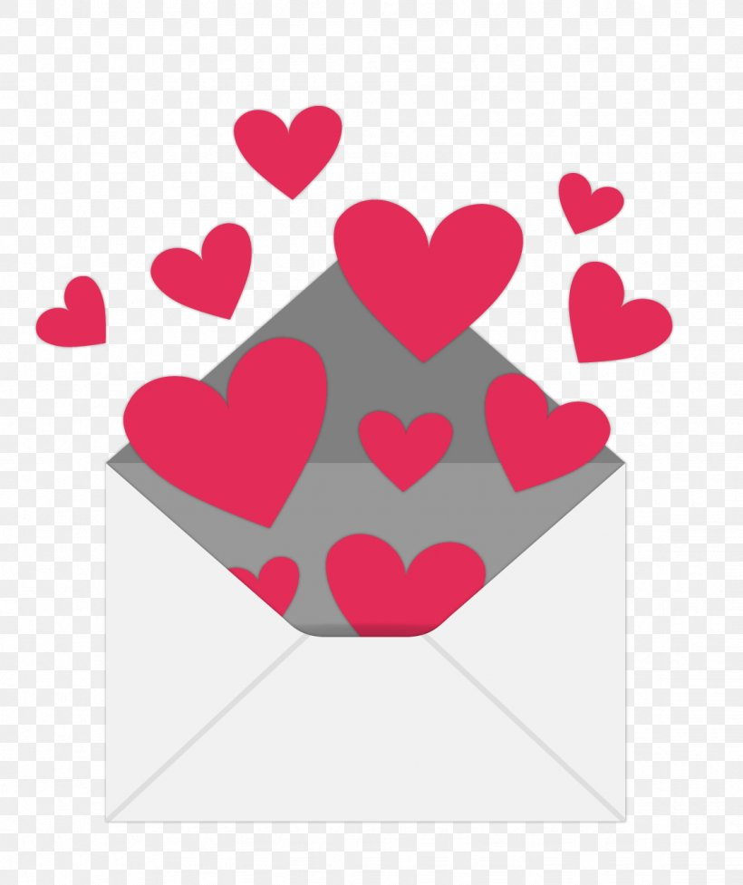 Envelope Valentines Day Heart Love Letter, PNG, 1129x1346px.