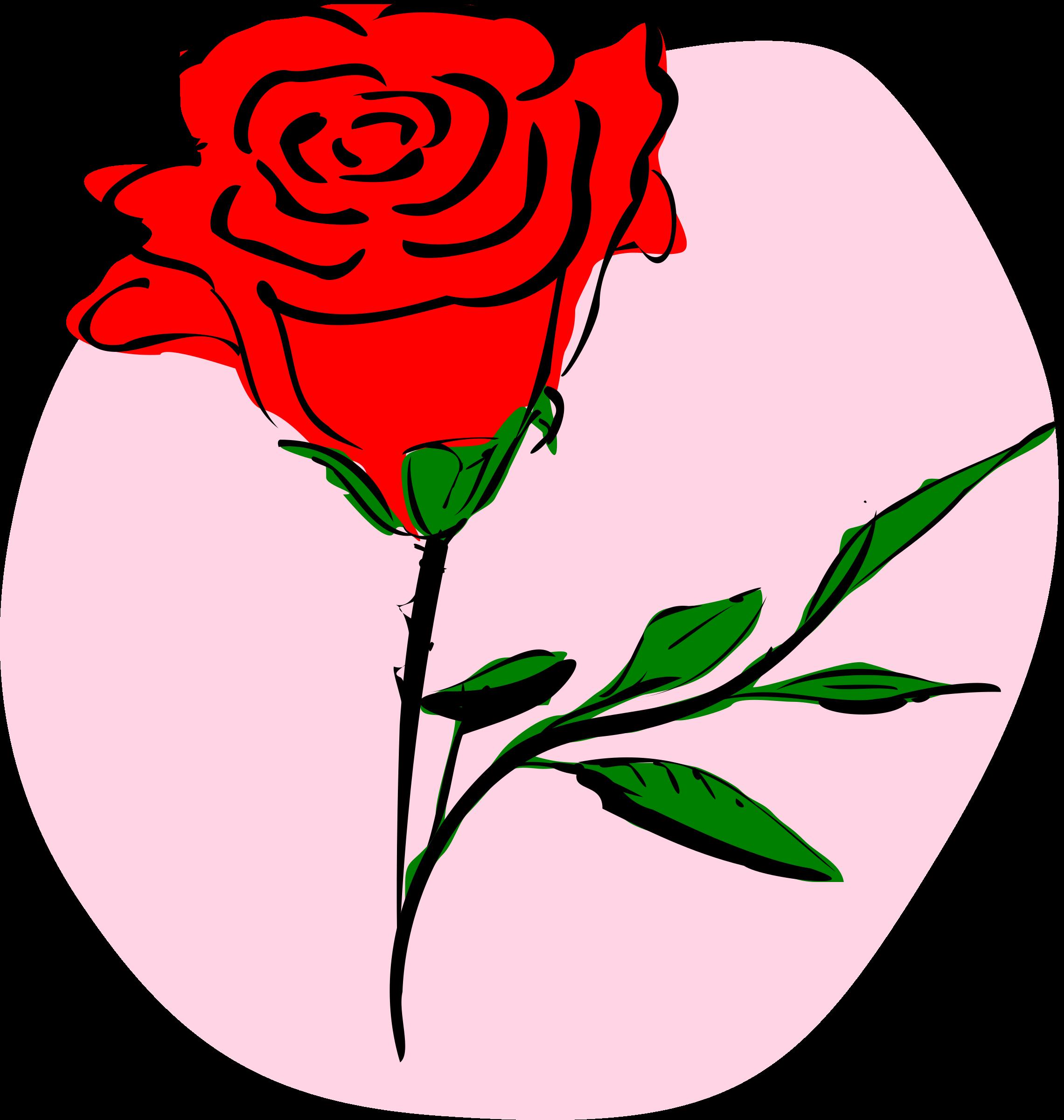 Valentine clipart flower, Valentine flower Transparent FREE.