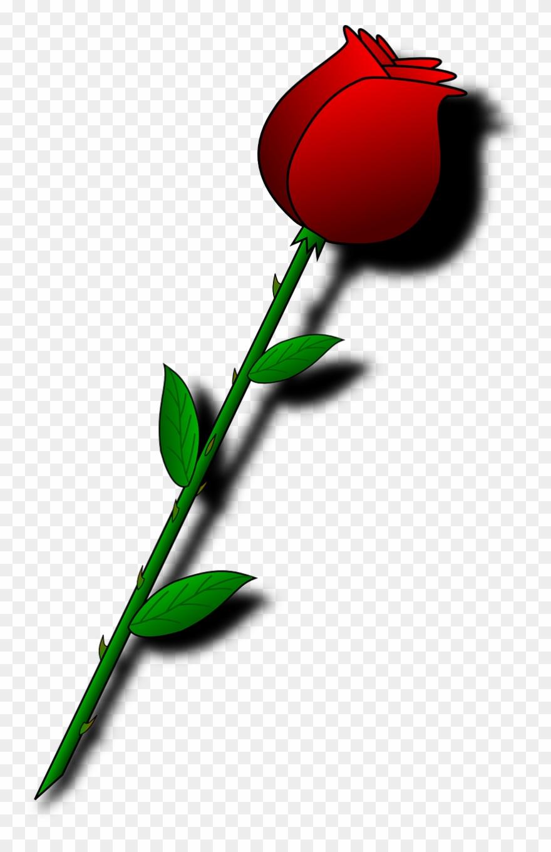 Valentine Flowers Clip Art.