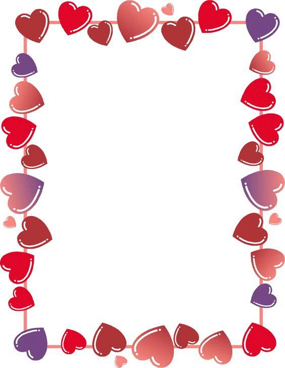 Free Valentine Corner Cliparts, Download Free Clip Art, Free.