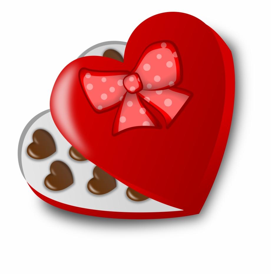 Box, Candy, Chocolate, Heart, Love.