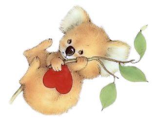 Free Koala Valentine Cliparts, Download Free Clip Art, Free.